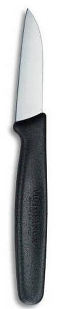 Нож кухонный Victorinox Paring Knife, Общая длина: 160 мм, Длина клинка: 60 мм, Материал клинка: Нержавеющая с