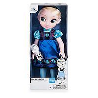 Кукла Эльза в детстве Дисней Аниматор