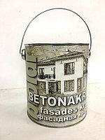 Краска по бетону Betonakrils глубокоматовая