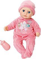 Кукла Baby Annabell с бутылочкой 36 см