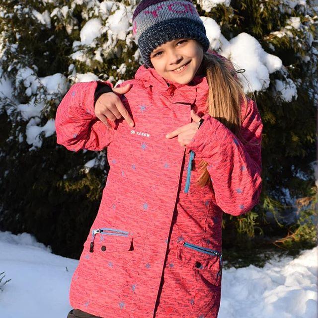 Зимний костюм для девочки 8-16 лет