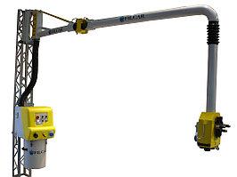 Система пылеудаления с консолью Filcar GIN-200ST/BP5-220