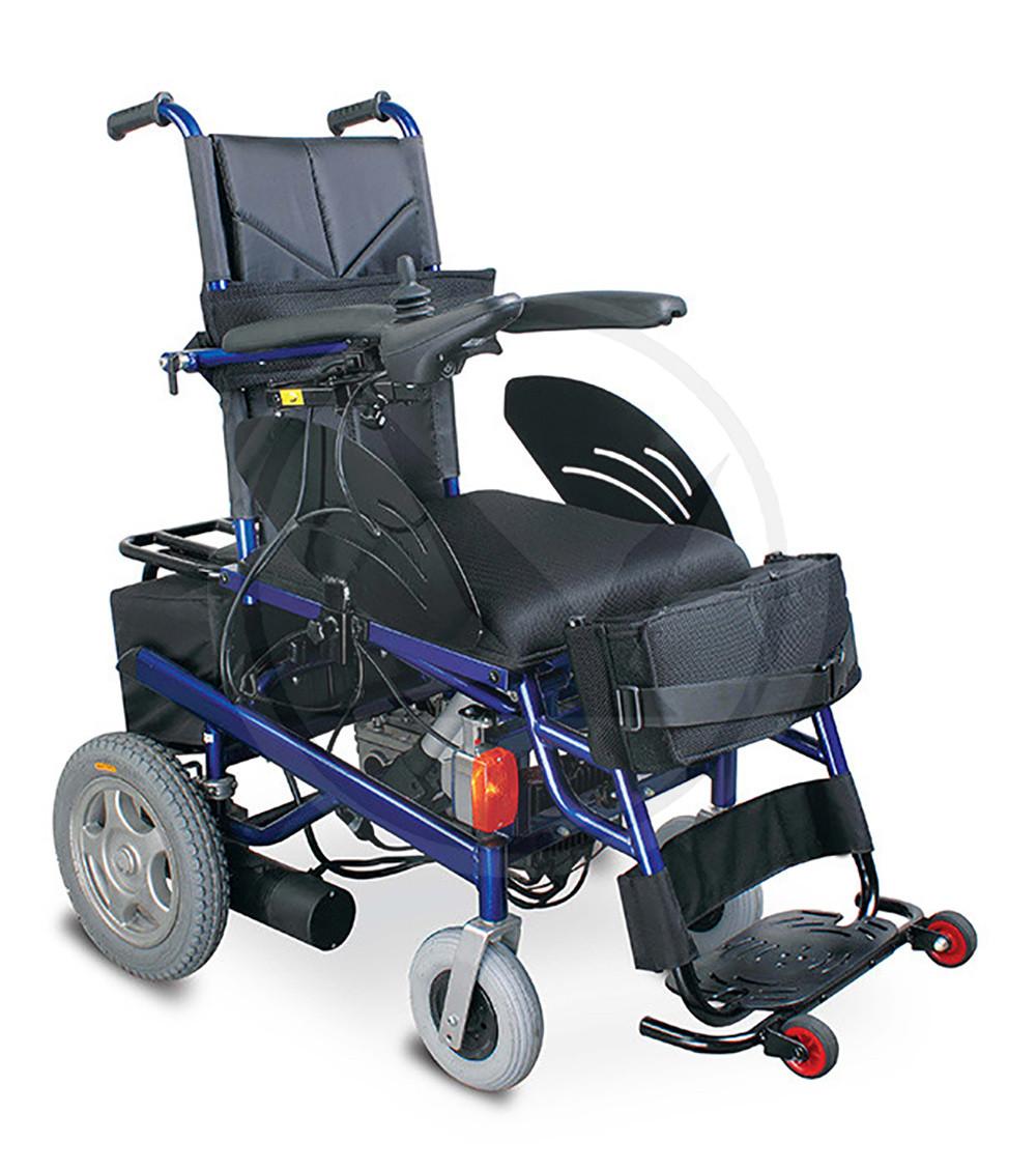 Кресло инвалидное FS129 (с вертикализатором положения)