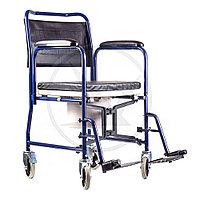 Коляcка инвалидная H032B (с сан. оснащ.), фото 1