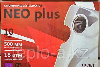 Радиатор алюм. NEO plus 500/100