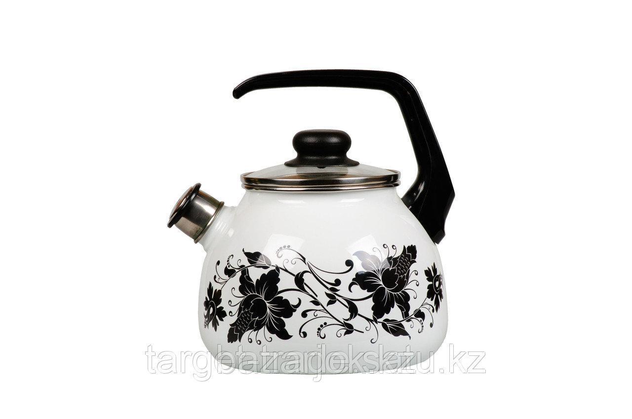 Чайник эмалированный 3 литра