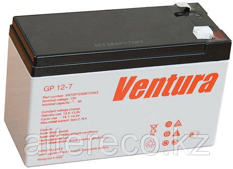 Аккумулятор Ventura GP 12-7 (12В, 7Ач), фото 2