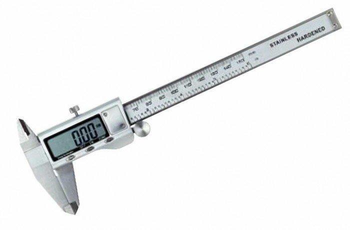 Штангенциркули электронные ШЦЦ-II-250 губ 60мм 0.01