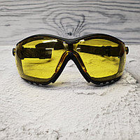 Баллистические тактические очки Pyramex противоосколочные c антифогом