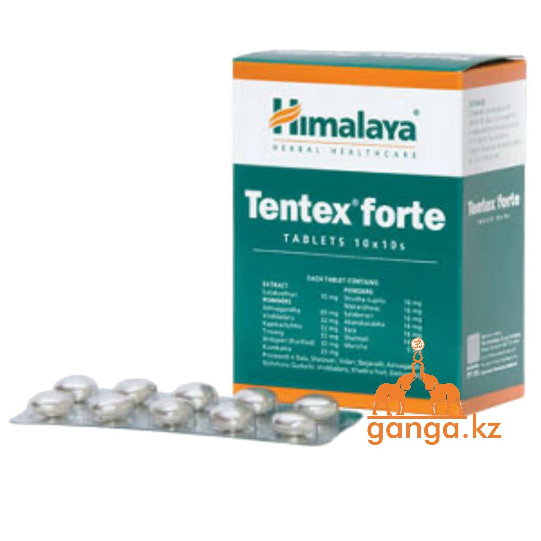 Тентекс Форте (Tentex Forte HIMALAYA), 100 таб. Для повышения сексуальной активности