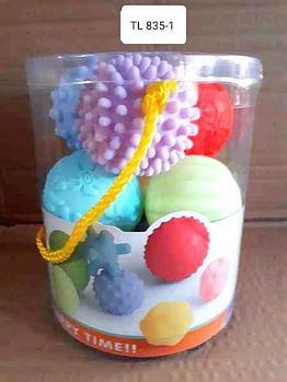 Резиновые мячики