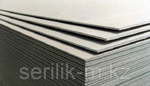 Гипсокартоны Кнауф 9,5мм потолочный 2500*1200мм, фото 2