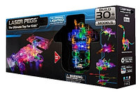 Laser Pegs (Лазер Пегс) Набор 30 в 1.  Болид Гран-При, фото 1