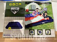 Двухспальный надувной матрас с бесплатной доставкой