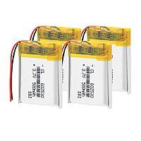 Аккумулятор литий-полимерный 602530, 500mah,3.7v