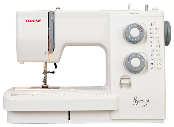 Швейная машина Janome SE-518.