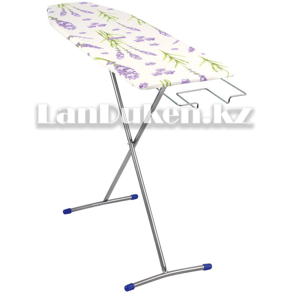"""Гладильная доска """"Nika Лина 1 ДЛ1"""" размер полотна 1120х345 мм (расцветка чехла в ассортименте)"""