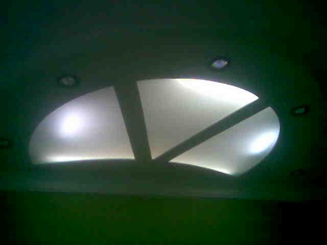 Световые потолки, люстры, светильники по индивидуальному заказу
