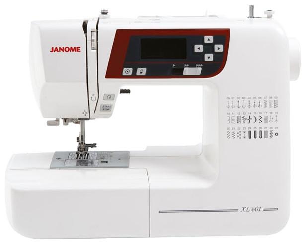 Швейная машина Janome 601DC