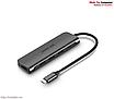 Type C 3.0 хаб-конвертор. 1*HDMI, 3*USB 3.0, +PD, фото 7