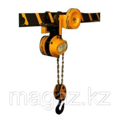 Таль электрическая передвижная 10т. 21 МТ525 Н10 V1 4/1 EN20
