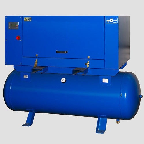 Установка компрессорная ВК100Е-10