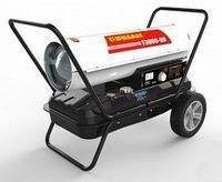 Нагреватель на жидк.топливе F-5000DH (41,0 кВт)