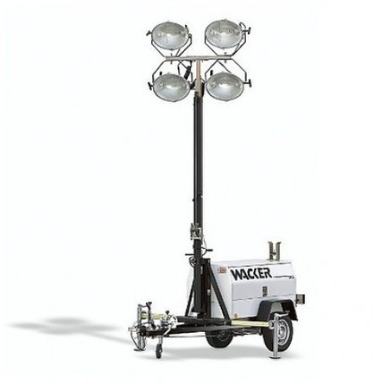 Мачта освещения металлическая Wacker Neuson LTN 6L, фото 2