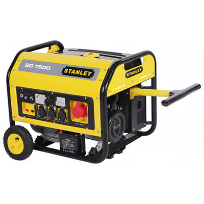 Бензиновый генератор Stanley SG7500, фото 2