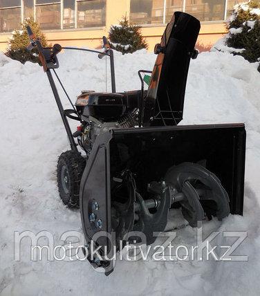 Бензиновые снегоуборочные машины Helpfer  KCM21 А, фото 2