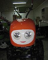 Мотоблок профессиональный КАМА 186 (без диф), фото 2