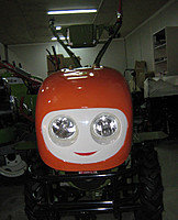 Мотоблок профессиональный КАМА 186 (c диф), фото 2