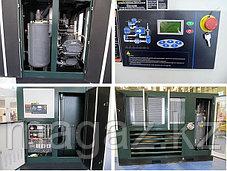 Двухступенчатый винтовой компрессор Dali EN 54/13Ⅱ (SKY2-267LH-A, 315кВт-4-B35) Алматы, фото 3