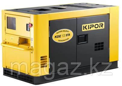 Дизельный генератор в ультратихом кожухе KIPOR KDE45SS3 KIPOR+KPEC40075DQ53A, фото 2