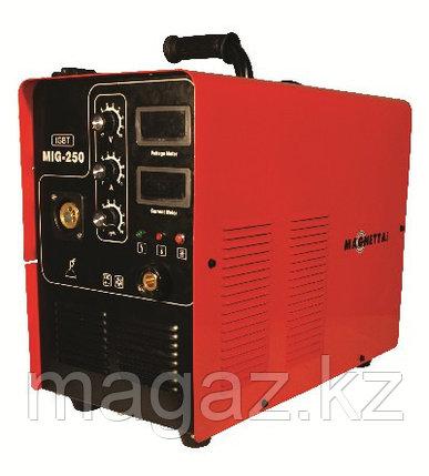 Инверторный сварочный аппарат MIG-250 IGBT MAGNETTA, фото 2