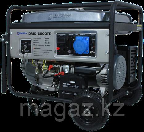 Генератор DEMARK DMG-6800 FЕ, фото 2