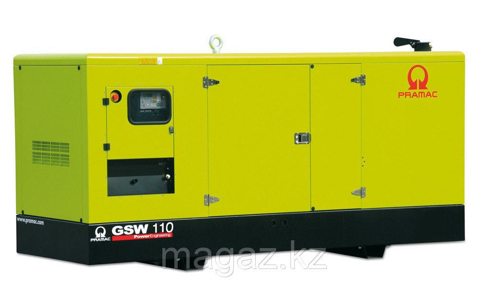 Генератор дизельный в кожухе Pramac GSW110P