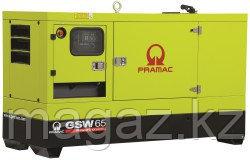 Генератор дизельный в кожухе Pramac GSW65P, фото 2