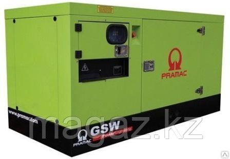 Генератор дизельный в кожухе Pramac GSW150D, фото 2