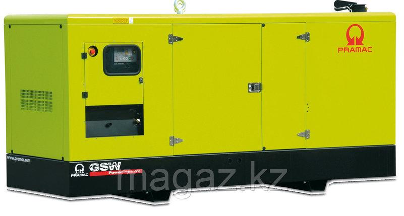 Генератор дизельный в кожухе Pramac GSW150P, фото 2