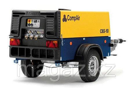 Компрессор дизельный СompAir C65-10, фото 2