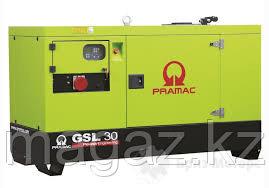 Генератор дизельный без кожуха Pramac GSL30D, фото 2