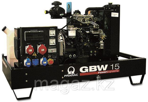 Генератор дизельный без кожуха Pramac GBW30Y, фото 2