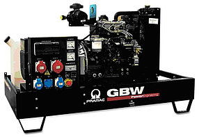 Генератор дизельный без кожуха Pramac GBW45P (Mecc Alte, Испания)