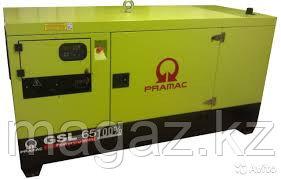 Генератор дизельный без кожуха Pramac GSL65D (Leroy Somer, Испания), фото 2
