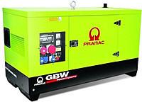 Генератор дизельный без кожуха Pramac GSW80I (Leroy Somer, Испания)