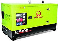 Генератор дизельный без кожуха Pramac GSW80I (Leroy Somer, Испания), фото 2