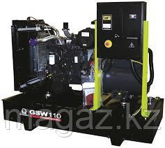 Генератор дизельный без кожуха Pramac GSW110V (Leroy Somer, Испания)