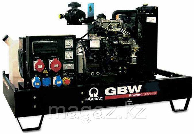 Генератор дизельный без кожуха Pramac GSW150D