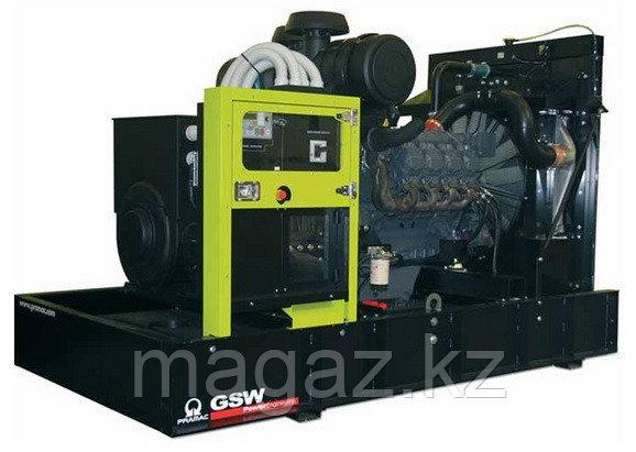 Генератор дизельный без кожуха Pramac GSW150P (Leroy Somer, Испания), фото 2